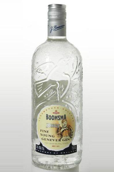 Джин «Boomsma Jonge Genever Gin»