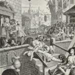Джин — Английская история создания