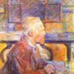 Тулуз-Лартек — портрет Ван Гога