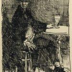 Уильям Орпен «Любитель абсента»