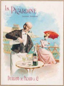 """Реклама абсента """"Picardine"""""""