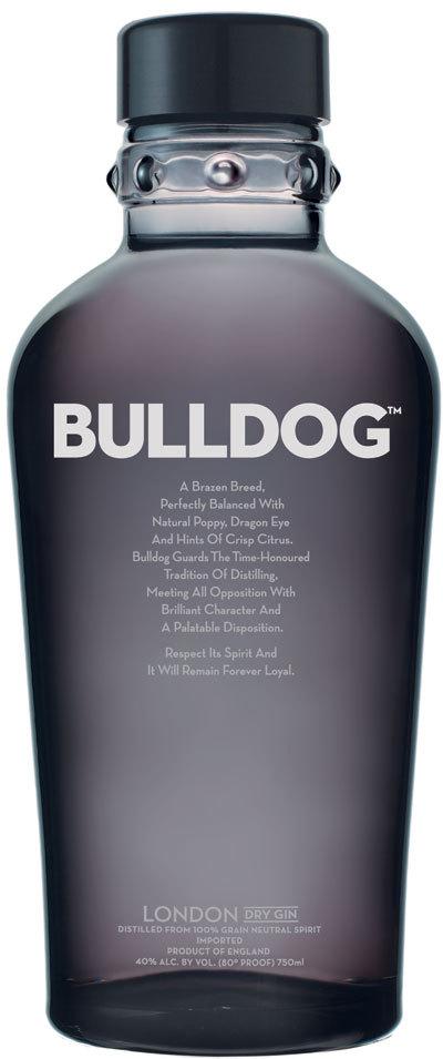 Джин «Бульдог» (Bulldog Gin)
