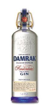 Джин марки «Damrak Amsterdam»