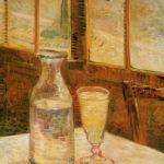 Винсент Ван Гог — натюрморт с абсентом 1887