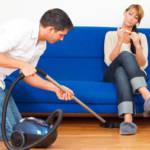 Как привлечь мужчину к работе по дому?