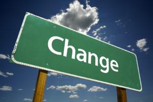 Изменения
