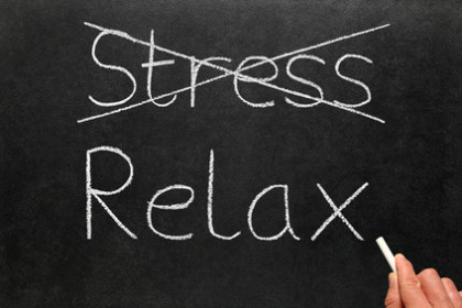 Снять стресс
