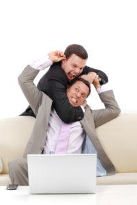 Конфликт с коллегами на работе
