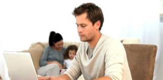 Нет времени на семью