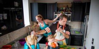 Будни семейной жизни